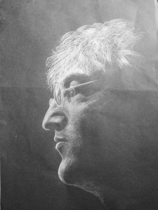 John Lennon by paulam